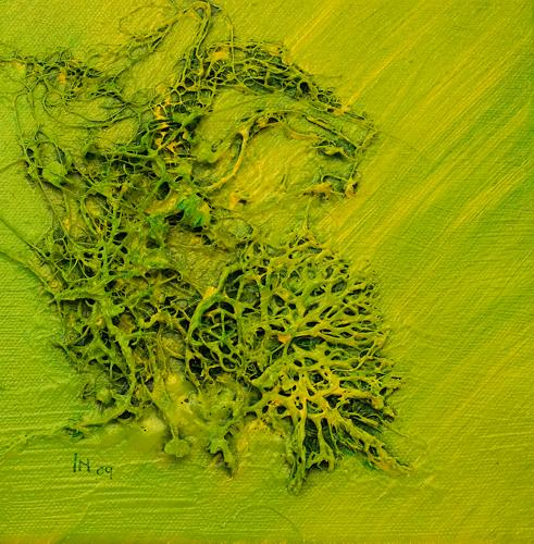 Ingrid TROLP, Frisch, Abstract art, Times: Spring, Abstract Art