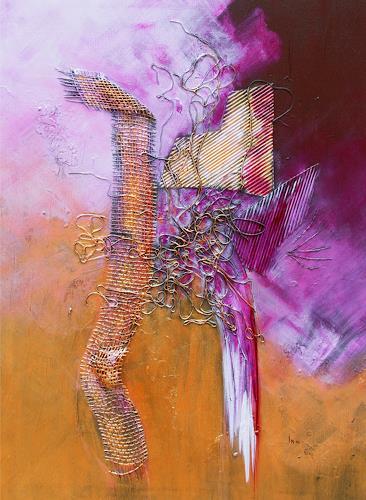 Ingrid TROLP, New Look, Abstract art, Fantasy