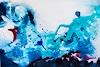 Ingrid TROLP, blue world