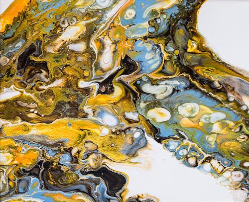 Ingrid TROLP, Perlen, Abstract art, Contemporary Art, Expressionism