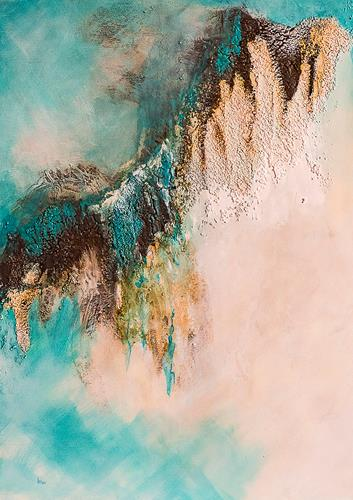 Ingrid TROLP, Zeitlos, Abstract art, Symbol, Contemporary Art, Expressionism
