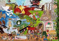 Ralf-Hasse-Fairy-tales-Decorative-Art-Modern-Age-Modern-Age