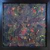 Manuello, Nr. 849 Kleiner Tanz durch die Dunkelheit, Miscellaneous Emotions, Society, Abstract Expressionism