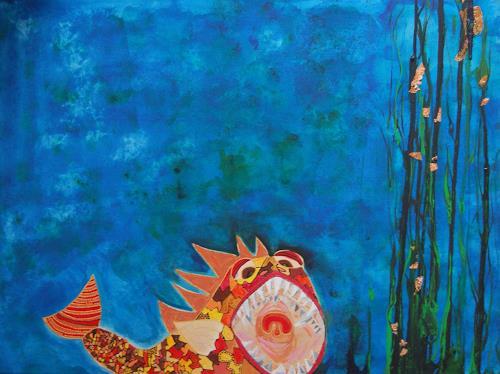 Katharina Orlowska, Underwaterworld, Animals: Water