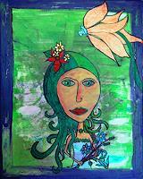 Katharina-Orlowska-People-Women-Plants-Flowers