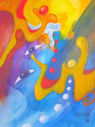 e.w. bregy, lichtblicke, Fantasy