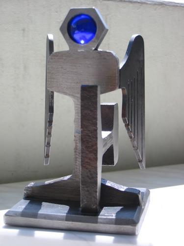 e.w. bregy, engel der schiene, Fantasy, Abstract Art