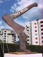 e.w. bregy, no war