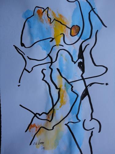 e.w. bregy, dual art: W. Dreesen / e.w. bregy, Fantasy