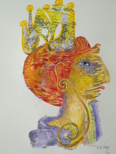 e.w. bregy, skischuhkönigin, Fantasy