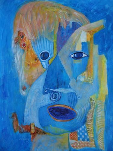 e.w. bregy, Seelenlandschaften: Angst, Fantasy