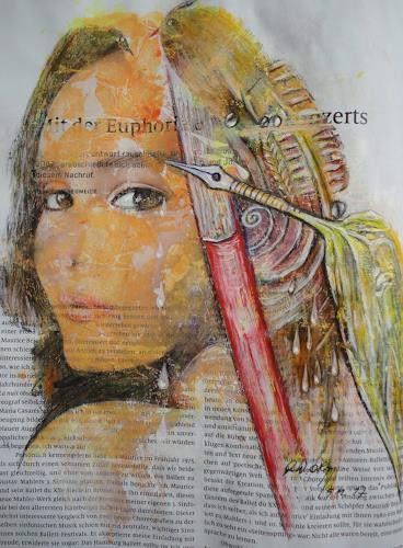 e.w. bregy, schriftstellerin, People: Women, Contemporary Art