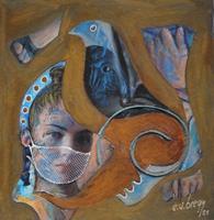 e.w.-bregy-People-Women-Contemporary-Art-Contemporary-Art
