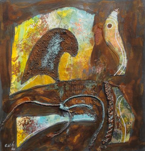 e.w. bregy, rostARTig von A - Z, Fantasy, Contemporary Art