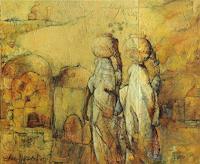 Beate-Hildebrandt-People-Women-Miscellaneous-Contemporary-Art-Contemporary-Art