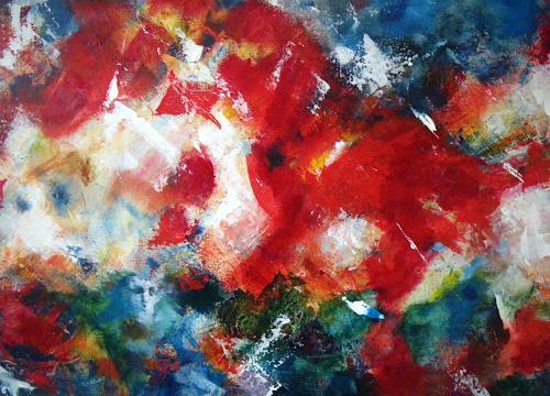 Brigitte Raz-Goldau, Basler Fasnacht, Abstract art, Society, Contemporary Art