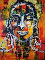 Brigitte-Raz-Goldau-People-Women-Emotions-Pride-Contemporary-Art-Contemporary-Art