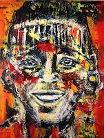 Brigitte-Raz-Goldau-People-Faces-People-Men-Contemporary-Art-Contemporary-Art