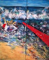Brigitte-Raz-Goldau-Movement-Nature-Water-Contemporary-Art-Contemporary-Art