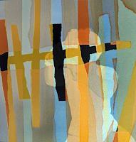Brigitte-Raz-Goldau-People-Women-Abstract-art-Contemporary-Art-Contemporary-Art