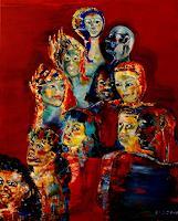 Brigitte-Raz-Goldau-Society-People-Faces-Contemporary-Art-Contemporary-Art