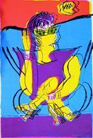 Brigitte-Raz-Goldau-Fantasy-Plants-Flowers-Contemporary-Art-Contemporary-Art
