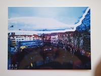 B. Raz-Goldau, Urban landscapes Basel 5