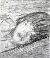 Brigitte-Raz-Goldau-People-Faces-People-Portraits-Contemporary-Art-Contemporary-Art