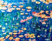 Brigitte-Raz-Goldau-Fantasy-Plants-Modern-Age-Abstract-Art
