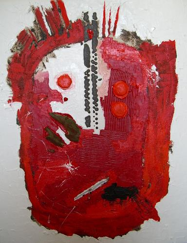 Manu.W, N/T, Abstract art, Abstract Expressionism
