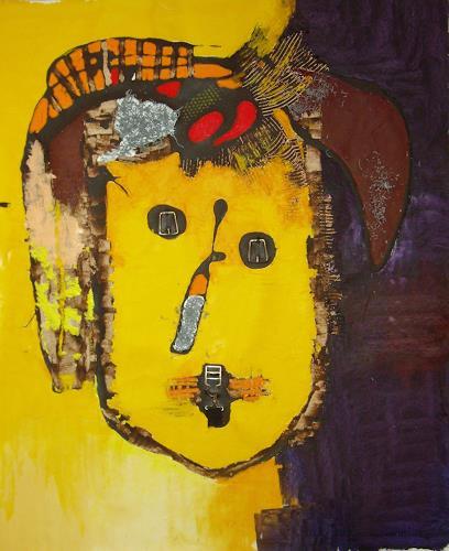 Manu.W, N/T, Abstract art