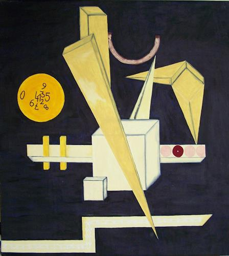 Manu.W, o.T, Abstract art