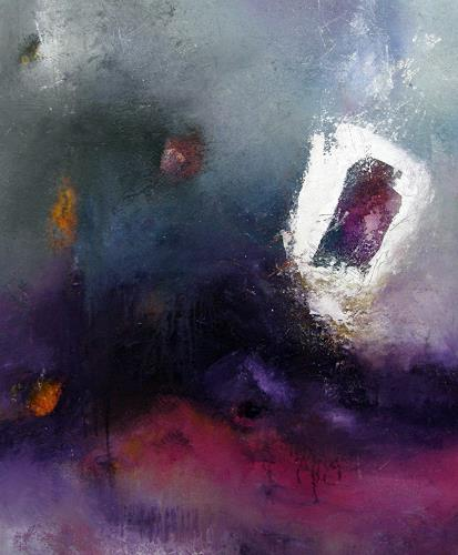 OMAR, O.T. / 138, Abstract art, Abstract Expressionism