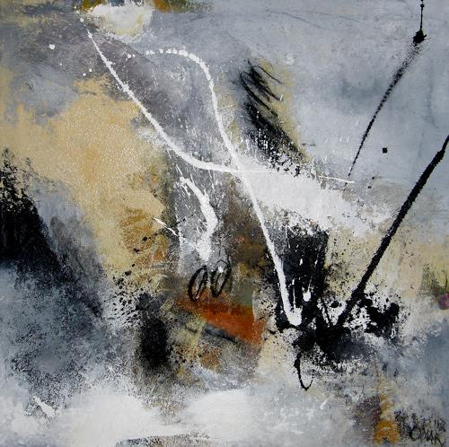 OMAR, O.T. / 219, Abstract art, Abstract Expressionism
