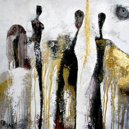 OMAR, O.T. / 226, Abstract art, Expressionism