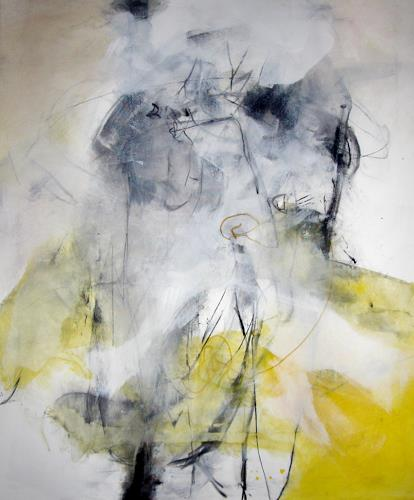 OMAR, O.T. / 228, Abstract art, Abstract Expressionism