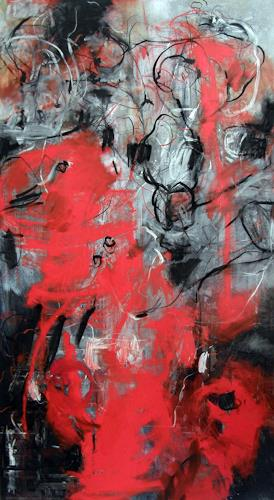 OMAR, NYCI / 296, Abstract art, Abstract Expressionism