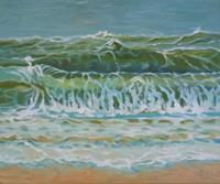 Anne-Petschuch-Landscapes-Sea-Ocean-Nature-Water-Modern-Age-Impressionism