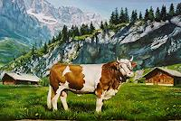 Antonio-Molina-Animals-Land-Miscellaneous-Animals-Modern-Age-Naturalism