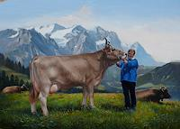 Antonio-Molina-Landscapes-Mountains-People-Women-Modern-Age-Photo-Realism