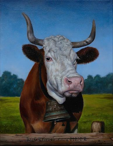 Antonio Molina, Kira, Animals: Land, Miscellaneous Animals, Expressionism