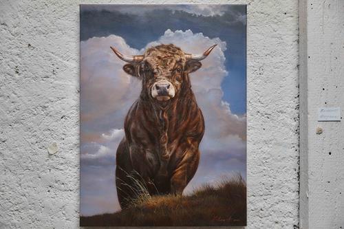 Antonio Molina, Hektor, Animals: Land, Landscapes: Autumn, Abstract Art