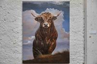 Antonio-Molina-Animals-Land-Landscapes-Autumn-Modern-Age-Abstract-Art