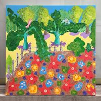 rudolf-mettler-Plants-Contemporary-Art-Contemporary-Art