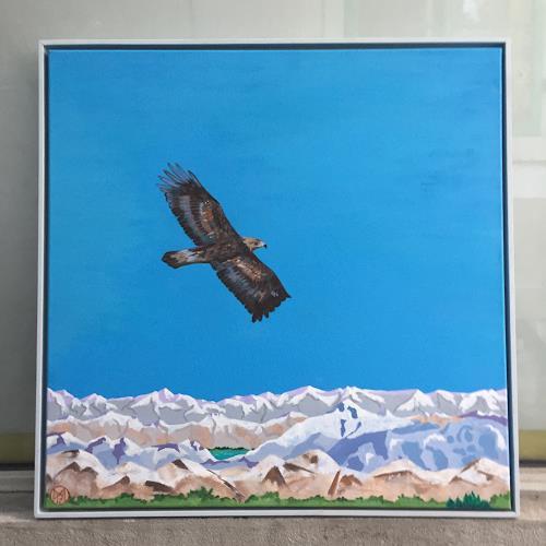 rudolf mettler, FREI, Animals, Contemporary Art