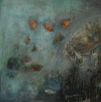 silvia-messerli-Mythology-Animals-Water-Modern-Age-Expressive-Realism