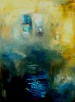 silvia messerli Art Abstract art Buildings: Houses Contemporary Art