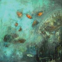 silvia-messerli-Animals-Water-Landscapes-Sea-Ocean-Contemporary-Art-Contemporary-Art