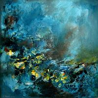 silvia messerli Art Abstract art Landscapes: Plains Contemporary Art