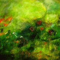 silvia-messerli-Abstract-art-Landscapes-Spring-Contemporary-Art-Contemporary-Art